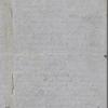 Hawthorne, Una, ALS to Elizabeth [Palmer Peabody], aunt. Feb. 24, 1858.
