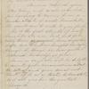 Hawthorne, Una, ALS to Mary [Tyler Peabody Mann], aunt. Jan. 25, 1860.