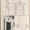 Comparative details -- Group 38. Apartment house entrances. (Page 392)