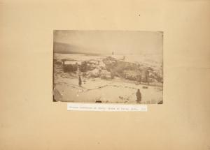 [Common convicts at work; mines of Kara; 1885 (K).]