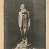 P.A. Kropotkin. Sculpture by  Alexander Zeitlin]