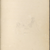 [Commonplace book]. [1835]