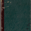 [Commonplace book]. [1862-1869].