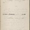 Diary. Rome. 1859