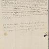 [Peabody, Elizabeth Palmer,] mother, ALS, and grandmother [Peabody?], AL, to SAPH. Jul. 3, 1827.
