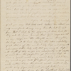 [Peabody, Elizabeth Palmer,] mother, ALS to SAPH and MTPM. [Jul.? 1834].