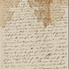 [Peabody, Elizabeth Palmer,] mother, AL to SAPH and MTPM. Sep. 9, 1834.
