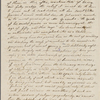[Peabody, Elizabeth Palmer,] mother, ALS to SAPH and MTPM. Jan. 24, 1835.