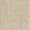 [Peabody, Elizabeth Palmer,] mother, AL to SAPH. with ALS from MTPM. [Mar.? 1843]