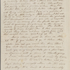 [Peabody, Elizabeth Palmer,] mother, AL to SAPH. Nov. 3, 1844.