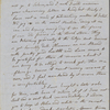 [Peabody, Elizabeth Palmer,] mother, AL to SAPH. [second half of 1846] [Previously: May? 1846]