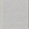 [Peabody, Elizabeth Palmer,] mother, AL to SAPH. [Jan./Feb.? 1849?]