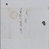 [Peabody, Elizabeth Palmer,] mother, ALS to SAPH. [postmark] Jul. 26, [1849]