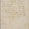 [Peabody, Elizabeth Palmer,] mother, ALS to SAPH. [1849?]
