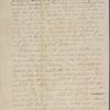 [Peabody, Elizabeth Palmer,] mother, AL to SAPH. [postmark] Jan. 22, [1850]