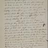 [Peabody, Elizabeth Palmer,] mother, AL to SAPH. Dec. [28?]-29, [1850]. Previously: Dec. [28?]-29, [1851]