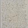 [Peabody, Elizabeth Palmer,] mother, AL to SAPH. [Apr.? 1851]