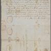[Peabody, Elizabeth Palmer,] mother, AL to SAPH, with ALS to Julian Hawthorne from NP. [postmark] Jun. 6, [n.y.].