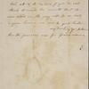 [Peabody, Elizabeth Palmer,] mother, ALS to SAPH. [n.d.].
