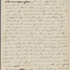 [Peabody, Elizabeth Palmer,] mother, ALS to MTPM & SAPH. [Feb./Mar. 1834?]