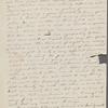 [Peabody, Elizabeth Palmer,] mother, ALS to MTPM. Mar. 1, 1834.