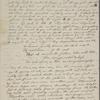 [Peabody, Elizabeth Palmer,] mother, AL to MTPM & SAPH. Apr. 13, 1834.