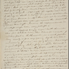 [Peabody, Elizabeth Palmer,] mother, ALS to MTPM and SAPH, with ALS from NP. Jan. 9, 1835.