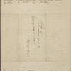 [Peabody, Elizabeth Palmer,] mother, ALS to MTPM and SAPH. Apr. 5, 1835.
