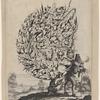 Livre de toutes sortes de feuilles servant à l'orfèvrerie, Plate 2