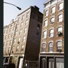 Block 171: Front Street between Dover Street and Peck Slip (west side)