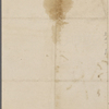 Bright, H[enry] A., ALS, to SAPH. Oct. 13, 1864.