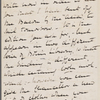 [Bright, Henry A.], AL, to SAPH. Mar. 29, [1867?]. [Previously, Nathaniel Hawthorne recipient]