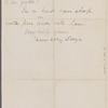 Dodge, Mary Abigail, ALS, to SAPH. Jun. 12(?), 1863.