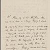Fields, J. T., ALS, to SAPH. Mar. 17, 1863.
