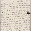 F[ields], J. T., ALS, to SAPH.  Jul. 22, 1866.