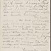 Hawthorne, Julian, ALS, to SAPH. Nov. 8, [1864?]. Previously: Nov. 8, [n.y.]