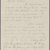 Hillard, George S., ALS to SAPH. Sep. 7, 1864.