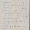 Lathrop, Rose Hawthorne, ALS to Una Hawthorne, sister. Jun. 19, 1863. Postscript by SAPH.