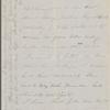 Lathrop, Rose Hawthorne, ALS to Una Hawthorne, sister. Jul. 17, [1863]. Postscript by SAPH.