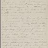 P[eabody], E[lizabeth] P[almer, sister], ALS to SAPH. [1832/33].