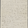 [Peabody, Elizabeth Palmer, sister], AL (incomplete) to SAPH. [1835?].