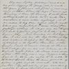 [Peabody, Elizabeth Palmer, sister], AL to SAPH. Mar. 23, 1851.