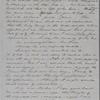 [Peabody,] Elizabeth [Palmer, sister], ALS (incomplete) to SAPH. [Jan. 11, 1853].