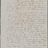 Peabody, Nathaniel, ALS to SAPH. Jun. 29, 1852.