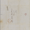 Peabody, Nathaniel, ALS to SAPH. Feb. 6, 1853.