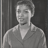 Ruby Dee in the stage production A Raisin in the Sun