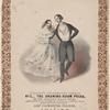 Juliens celebrated polkas... No. 3. [Lithograph by] J. Brandard. M & N Hanhart, lith. printers
