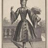 Mademoiselle des Mastins dansant a l'O[péra]
