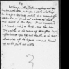 Mrs. Gamp. 2 pages of holograph and portion of the printed text, used for the reading?