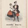 original Redowa waltz...by Jullien. C. & W. Endicott, Lith